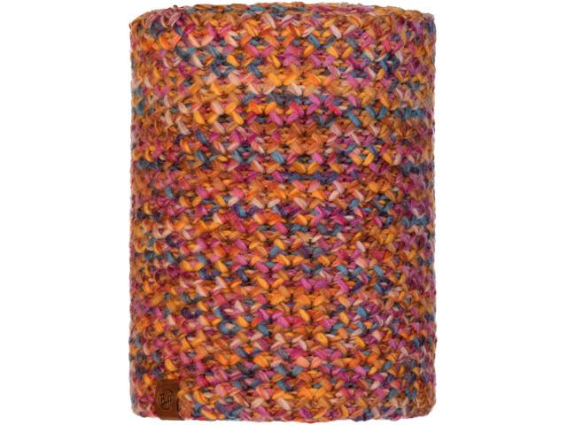 Buff Lifestyle Knitted and Polar Fleece Margo Neckwarmer margo multi
